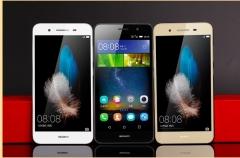 Huawei 5s 8 nuclear intelligence (2018)+free gift:2+16GB-5.0 fullscreen-13PM-4000mAh Smartphone Silvery