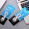 [2-Pack] Micro USB Durable Charging Cable for Data Cables Android Smartphones White R.D.S