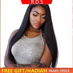 Women Hair Long Straight Wig With Natural Black Synthetic Wigs for Women Daily Costume Resistant black Long