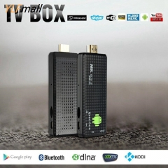 WiFi 4K TV Dongle MK809 IV Android 4.4 TV Stick XBMC DLNA RK3128 Quad-Core 1G / 8G