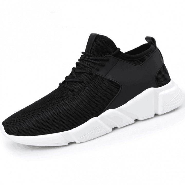Men Sneakers Mesh Breathable Sports