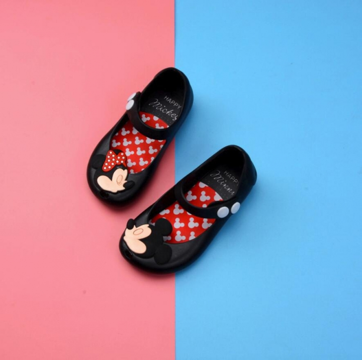 c73e33d6553c Kilimall  Mini Melissa kids Jelly Shoes Girls Boys Waterproof ...