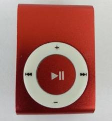 Mirror Portable MP3 player Mini Clip MP3 Player Sport Mp3 Music Player Walkman Lettore Mp3 Red