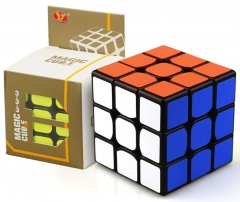 M&J Professional 3x3x3 Speed Magic Cube Puzzle Stickers Kids Brain Teaser Magic Toys Children gift