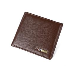 Smart Wallet Men Genuine Leather High Quality Anti Lost Intelligent Bluetooth Purse Valentine Gift brown 110*95*10mm