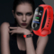 Color Screen Smart Watch Sport Fitness Bracelet Waterproof Blood Pressure Activity Tracker Watches red one size
