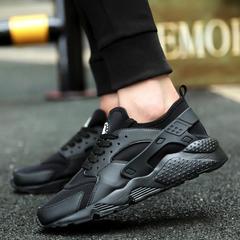 Ins Hot Sell Vulcanize Shoes Men Casual Outdoor Damping Sneakers Men Footwear Women Shoes black 39