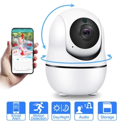 1080P Smart Wireless IP Camera Audio Wifi Security CCTV Camera Home Alarm Surveillance Indoor Camera 1080p