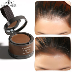 Hair Fluffy Powder Instantly Black Root Cover Up Natural Hair Line Shadow Powder Hair Concealer 1#brown