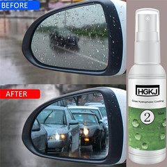 Car Cleaning 20ML Rainproof Nano Hydrophobic Coating Glass Hydrophobic Coating Auto Window Cleaner as picture 20ML