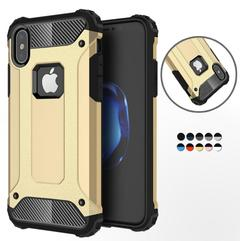 Rugged Armor Cases For Samsung S9 note 9  iPhone 6/6S iPhone 7Plus Redmi 5A 6A  HUAWEI P8 Lite Cover gold for iphone6/6s