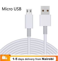 Data USB Cable for iPhone Fast Charger Charging Cable For Android HUAWEI SAMSUNG OPPO Tpye C micro usb 1m