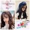 Floriane New 2 Sets Fashion Hair accessories Star Hairpin Colorful Mini Grip Random I056 mixed color 1cm-2cm