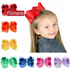 Floriane 1 Pcs Baby Girl Beatiful Butterfly One Color Hairpin L067 12#