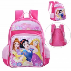 Children's school bag student girls and boys Marvel Sophia Mickey cartoon backpack kids schoolbag A 29*15*38cm