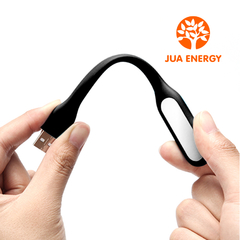 JUA Energy USB LED-Mini eye protection usb lamp-Gadget LED-Portable lighting-black