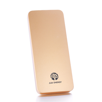 E1 -Super Slim Polymer Power Bank 5000mAh - Gold + Pocket Gift gold E1-G