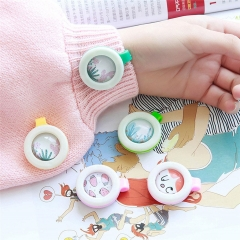 5pcs Baby Mosquito Repellent Clip Natural Plant Fragrance