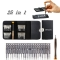 25-in-1 Head Screwdriver Set with Storage Bag Repair Tool Set for Cellphone PC Fix Shown in the Picture One Set