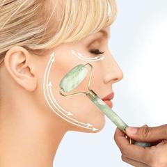 Beauty Jade Massage Facial Massage Beauty Massage Roller Jade