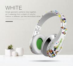KiliFun Collection Bluedio Brand A2 Foldable Wireless Bluetooth Stereo Headset Heavy bass White