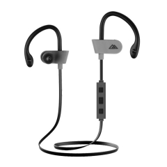 KiliFun Collection E260 Sports Wireless Earphone Bluetooth Stereo Music Control black