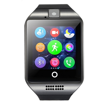 KiliFun Collection DZ09 Bluetooth Sport Wrist Smart Watch Phone For Android Black One Size