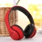 KiliFun Collection TUCCI TC999 Wireless Bluetooth Stereo Headphone Foldable Mic MP3 FM Headset red