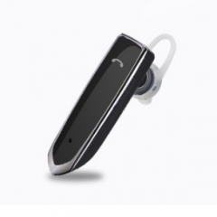 KiliFun Collection L8 Portable Noise Reduction Stereo Long Lasting Bluetooth Earphone Headset black