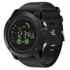 KiliFun Collection Zeblaze Brand VIBE3 Android IOS Bluetooth 33 Months Long Standby Smart Watch black one size