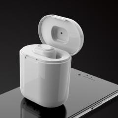 KiliFun Collection H59 Mini In-Ear Earphone Wireless Mobile Phone Earphone white