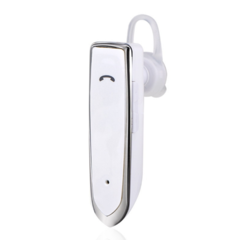 KiliFun Collection L8 Portable Noise Reduction Stereo Long Lasting Bluetooth Earphone Headset white