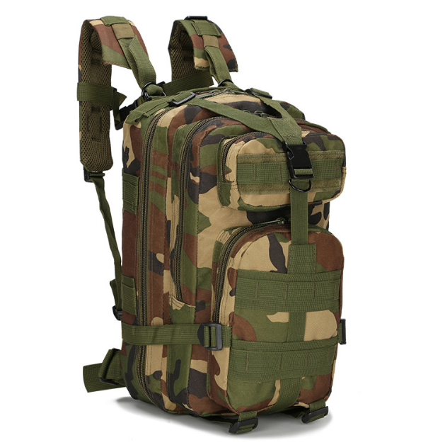 KiliFun Collection 3P Military Oxford Tactical Backpack Outdoor Sport Climb/Hiking Bag Color 5 3P