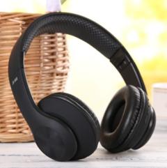 KiliFun Collection TUCCI TC999 Wireless Bluetooth Stereo Headphone Foldable Mic MP3 FM Headset black