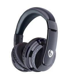 KiliFun Collection OVLENG Brand MX666 HIFI Wireless Bluetooth Headphone FM Stereo Bass Beats MP3 black