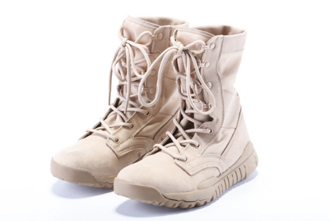 KiliFun Collection CQB Ultralight Combat Boots Men and Women Tactical Boots shoes Desert 36