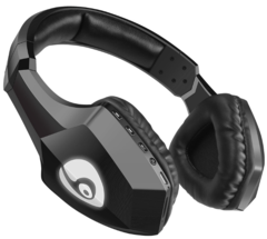 KiliFun Collection OVLENG Brand S33 Bluetooth Headphone With LED Wireless Stereo Noise Isolating black