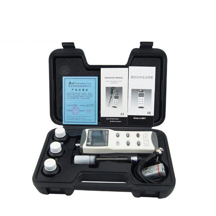 KiliFun Collection AZ8601 PH Meter value of Industrial Range 0.00 ~ 14.00 Portable Tester