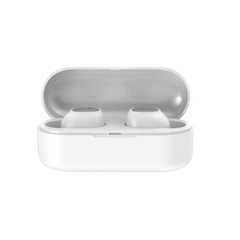 KiliFun Collection TWS-Q2 Bluetooth in-Ear Headset V5.0 Noise Cancelling Sports TWS Earphone white