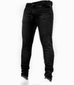KiliFun Collection 1083 Men's Tight-fitting Stretch Denim Pants/Jeans Slim Fit Trousers black s