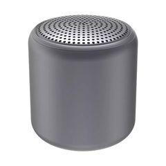 KiliFun Collection Portable Mini Speaker Wireless Bluetooth Colorful Inpod Outdoor Sports Waterproof grey one size