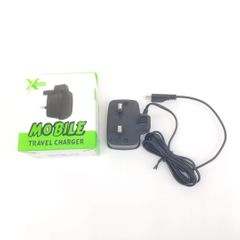 KiliFun Collection Mobile Travel Universal Charger with Micro Port black STC