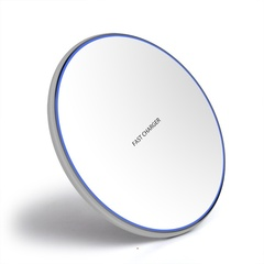 USB Charging Pad for Samsung  Google Nexus Nokia Compact ThinQ Lumia  Xiaom iPhone Wirless Charger white 5v/1A
