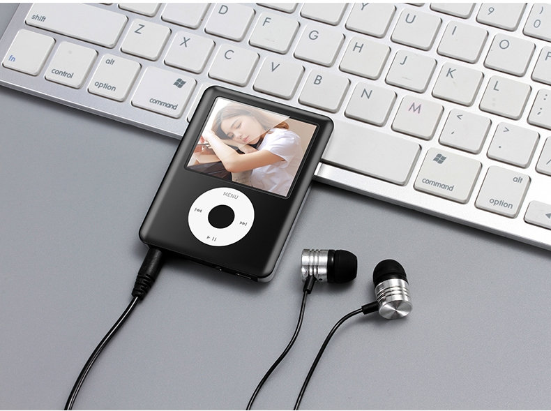 Mp3 Mp4 16G Music player with 2.0in screen,Support SD/TF/miniSD Card, recording,FMRadio Mini Digital green 9