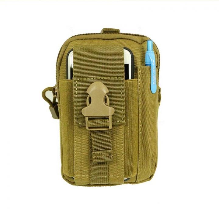 Mens Mini Waist Bag Accessories Belt Fanny Pack Waist Pouch Backpack  Tactical B 17.5 11 370e3c1ca3178