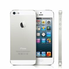 Refurbished iPhone 5 -4.0 inch screen -16G-8MP smartphone silver