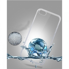 Hot sale 1pcs Transparent silicone case for iPhone 5 、5S、SE transparent suitable for iphone5、 5s、SE Transparent one size
