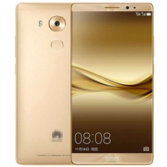 Refurbished phone Huawei Mate 8 +3+32GB -6''screen16+8 MP- Double SIM-4000mAh  smartphone gold