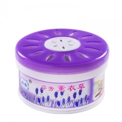 Household indoor aromatherapy air fresheners Solid fresheners Car fragrances toilet deodorants lavender 6.5*3.8cm