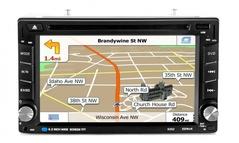 Car DVD navigation car audio and video car DVD navigation integrated machine car universal machine